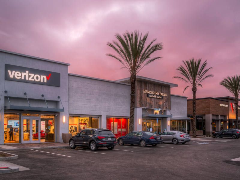 SHOPS AT LA JOLLA VILLAGE: